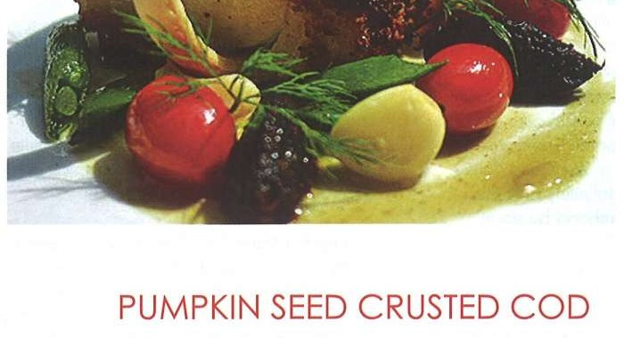 KL LIFESTYLE MAGAZINE : PUMPKIN SEED CRUSTED COD