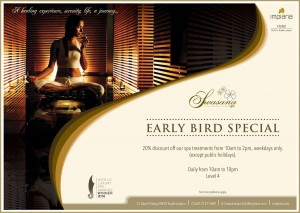 Early Bird Promotion (2)