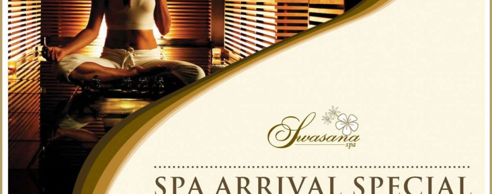 SPA ARRIVAL SPECIAL