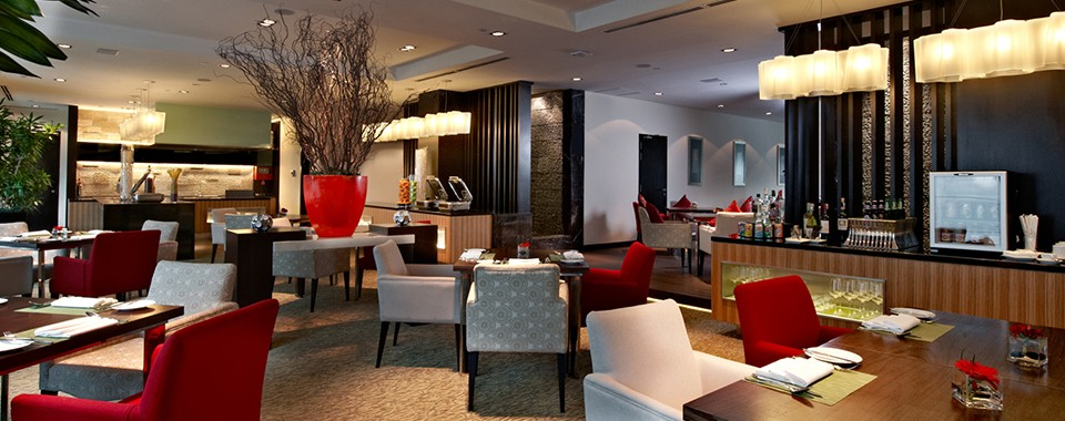 Club Lounge Facilities