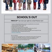 School Holiday Deal! NOV 2015