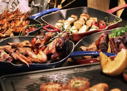 Grill and Chill - Barbecue & Beer Buffet