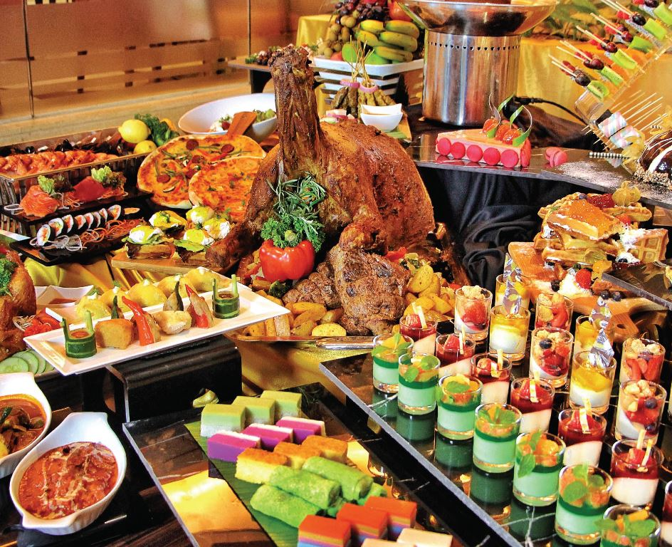 New Years Day Buffet